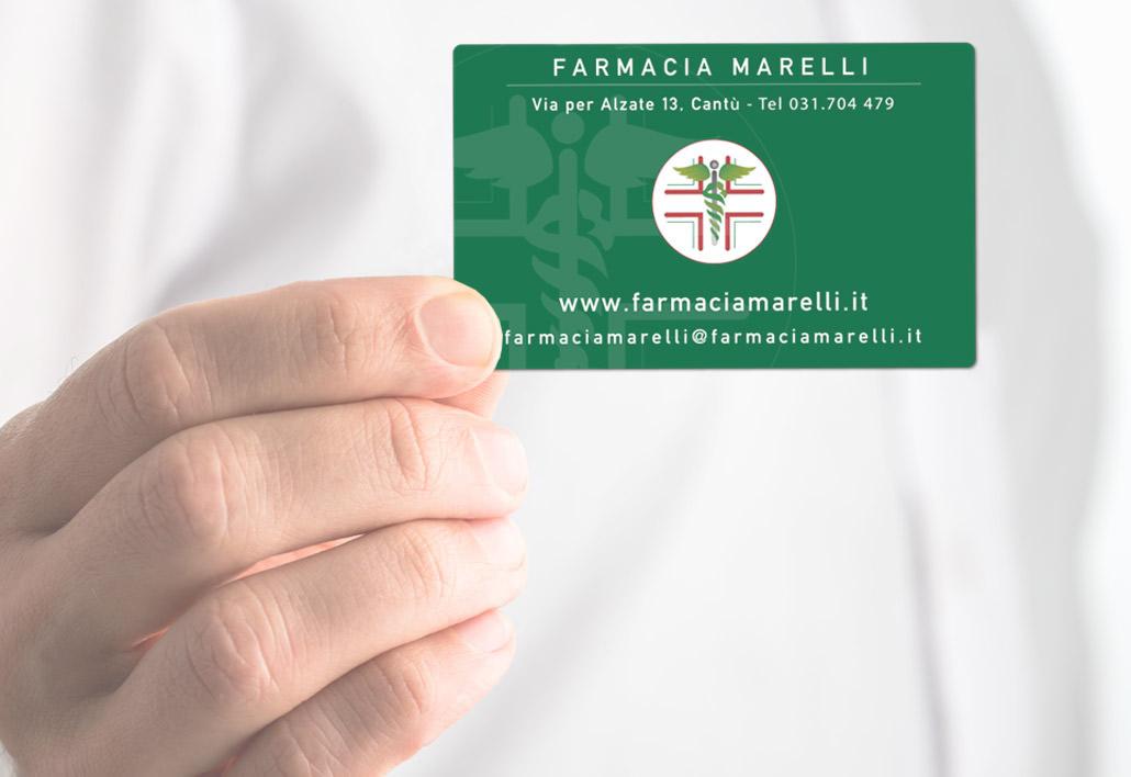Premiati con la tessera fedeltà di Farmacia Marelli